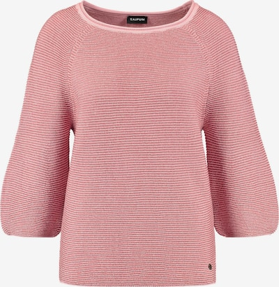 TAIFUN Pullover in pink, Produktansicht