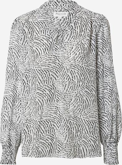 Maison 123 Блуза 'JENNY' в черно / бяло, Преглед на продукта