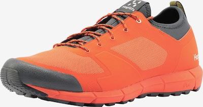Haglöfs Outdoorschuh 'L.I.M Low' in graphit / orange / weiß, Produktansicht