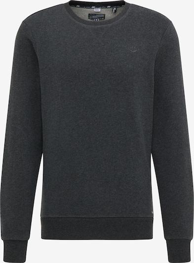 DreiMaster Vintage Sweat-shirt en gris foncé, Vue avec produit