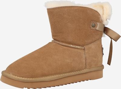 MUSTANG Sniega apavi 'DO NOT USE', krāsa - smilškrāsas, Preces skats