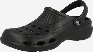 BECK Sandaalid, värv must