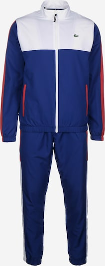LACOSTE Trainingsanzug ' Colourblock ' in blau, Produktansicht