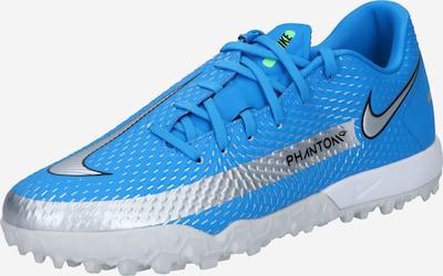 NIKE Zapatos de fútbol 'Phantom GT Academy' en azul / plata, Vista del producto
