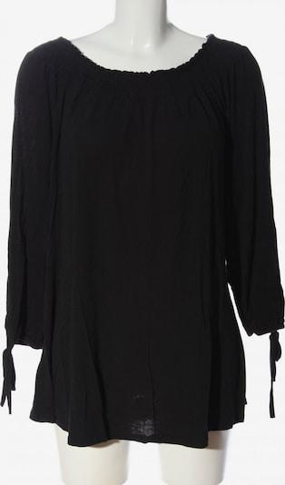 Styleboom Carmen-Bluse in XXL in schwarz, Produktansicht