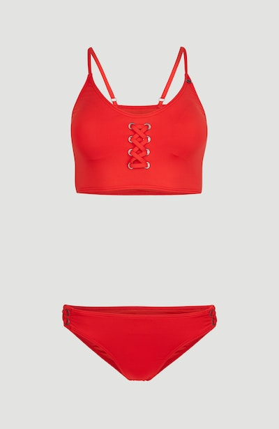 O'NEILL Bikini in de kleur Vuurrood, Productweergave