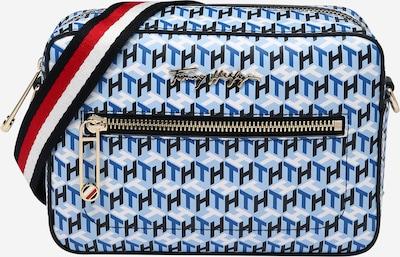 TOMMY HILFIGER Fotobrašňa - námornícka modrá / kráľovská modrá / svetlomodrá / biela, Produkt