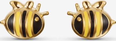 FAVS Ohrringe in gelb, Produktansicht