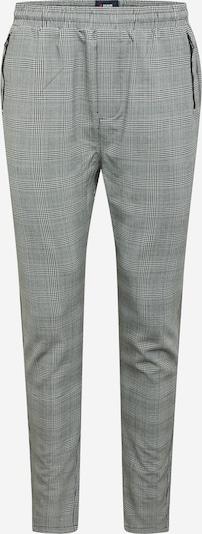 Denim Project Pantalon en gris / noir, Vue avec produit