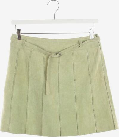 STEFFEN SCHRAUT Lederrock in S in grün, Produktansicht