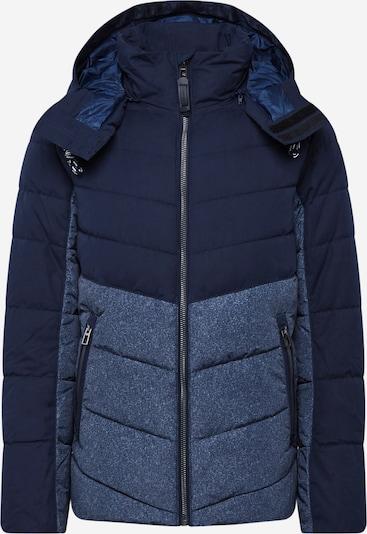 TOM TAILOR Prehodna jakna | golobje modra / temno modra barva, Prikaz izdelka