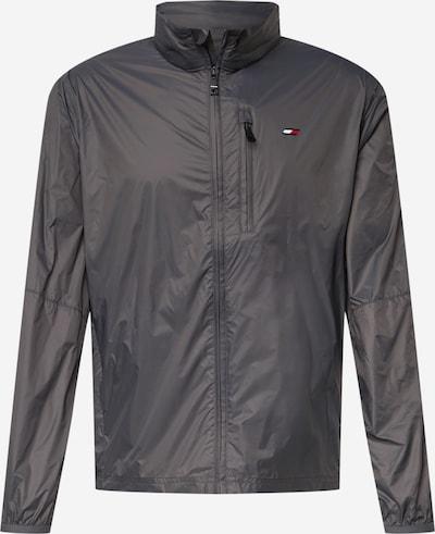 Tommy Sport Sportjacke in dunkelgrau, Produktansicht
