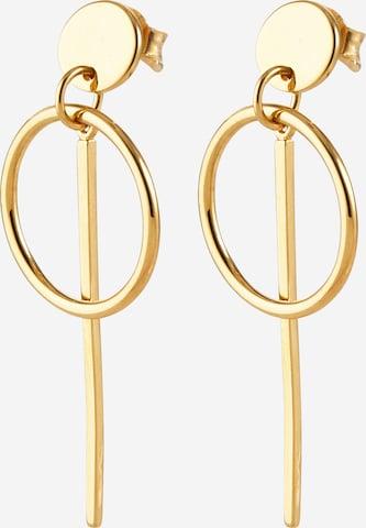 ELLI Earrings 'Geo' in Gold