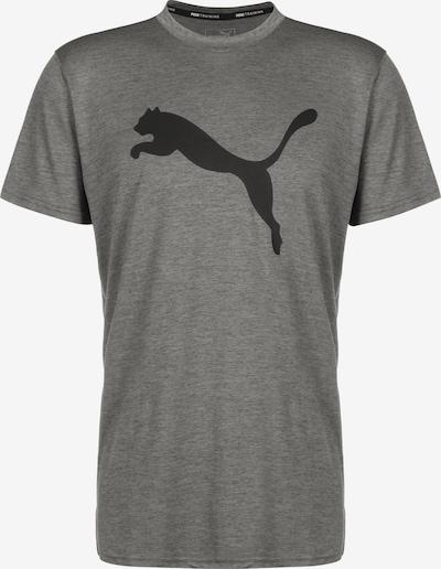 PUMA Shirt in dunkelgrau, Produktansicht