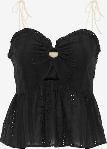 MYMO Top in Black