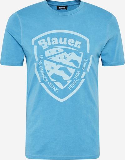 Blauer.USA Tričko - azurová / královská modrá, Produkt