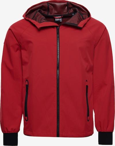 Superdry Functionele jas in de kleur Rood, Productweergave