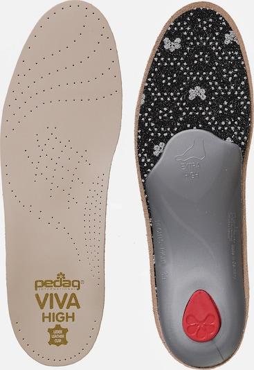 PEDAG Einlegesohle 'Viva High' in nude, Produktansicht