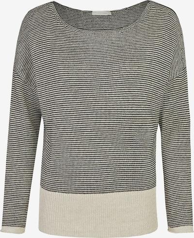 eve in paradise Pullover in beige / sand / grau, Produktansicht