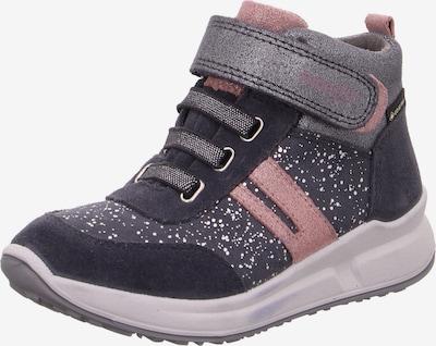 SUPERFIT Schuhe 'MERIDA' in grau / rosa, Produktansicht
