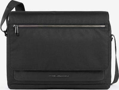 Piquadro Macbeth Messenger 40 cm Laptopfach in schwarz, Produktansicht