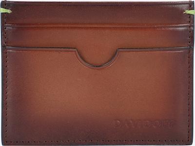 Davidoff Venice Kreditkartenetui Leder 9,5 cm in braun, Produktansicht
