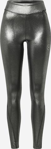 adidas by Stella McCartney Спортен панталон в сребърно