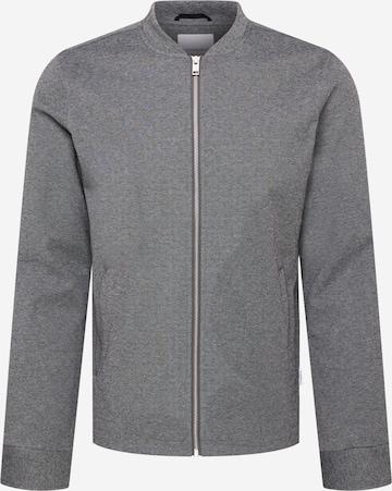 Lindbergh Between-Season Jacket 'Superflex' in Grey