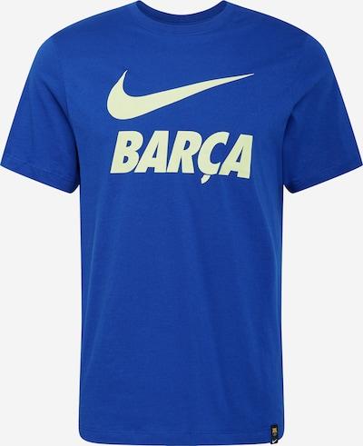 NIKE Tricot 'FC Barcelona' in de kleur Royal blue/koningsblauw / Lichtgrijs, Productweergave