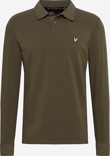 Lyle & Scott Koszulka w kolorze żółty / khaki / czarnym, Podgląd produktu