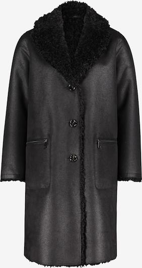 GIL BRET Manteau d'hiver en noir, Vue avec produit