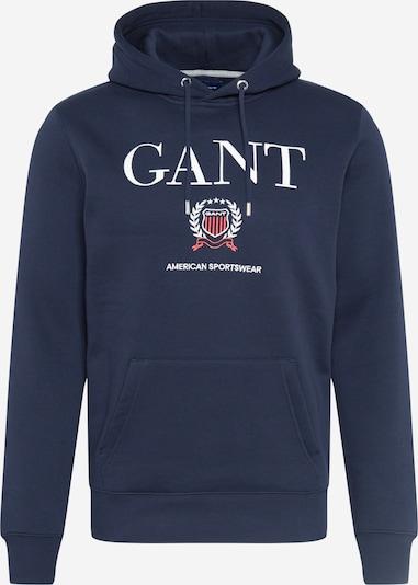 GANT Collegepaita 'D2. CREST' värissä laivastonsininen / melooni / valkoinen, Tuotenäkymä