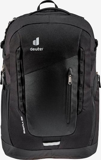 DEUTER Rucksack 'Stepout 22' in hellgrau / schwarz / weiß, Produktansicht