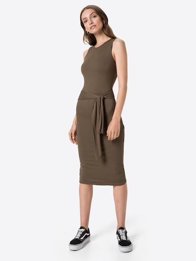 Hailys Kleid 'Malena' in khaki, Modelansicht
