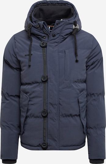BRAVE SOUL Winterjas 'BILLY' in de kleur Donkerblauw, Productweergave