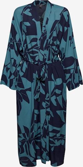 Esprit Collection Kimono en marine / turquoise, Vue avec produit