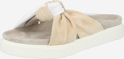 INUIKII Чехли в бяло / естествено бяло, Преглед на продукта