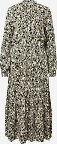 Rochie tip bluză 'Ellinor' de la mbym pe verde