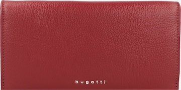 bugatti Portemonnaie in Rot