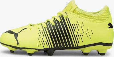 PUMA Fußballschuh 'FUTURE Z 4.1 FG/AG' in neongelb / schwarz, Produktansicht