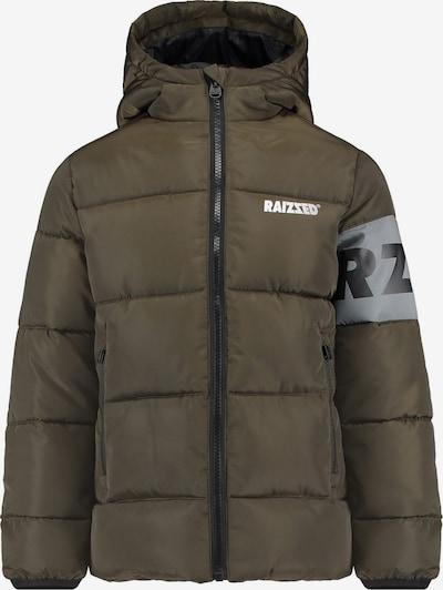 Raizzed Between-Season Jacket 'TIRUR' in Grey / Khaki / Black / White, Item view