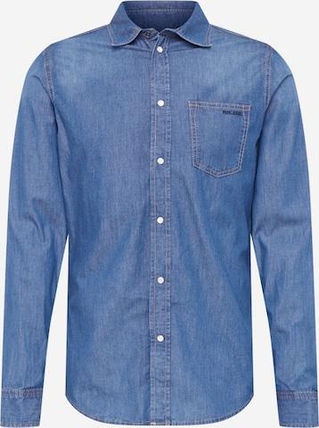 Camicia 'PORTER' di Pepe Jeans in blu