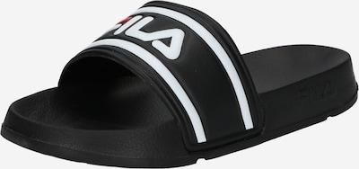 FILA Strand-/badschoen in de kleur Rood / Zwart / Wit, Productweergave