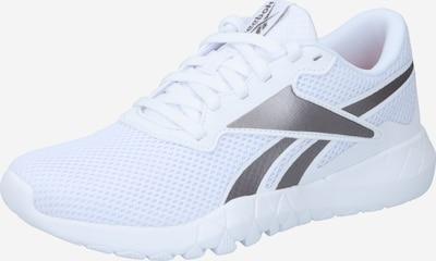 REEBOK Zapatillas de running en gris / blanco, Vista del producto