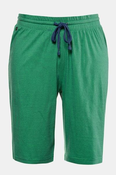 JP1880 JP 1880 Herren große Größen Schlafanzug-Shorts in kiwi, Produktansicht