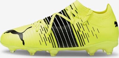 PUMA Fußballschuh in gelb / schwarz, Produktansicht