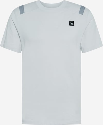 G-Star RAW Shirt in de kleur Smoky blue / Lichtgrijs, Productweergave