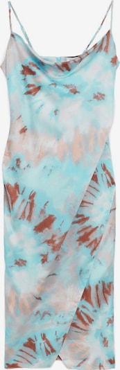 Zibi London Kleid in blau / braun, Produktansicht
