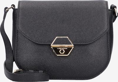 LANCASTER Delphino Umhängetasche Leder 20 cm in schwarz, Produktansicht
