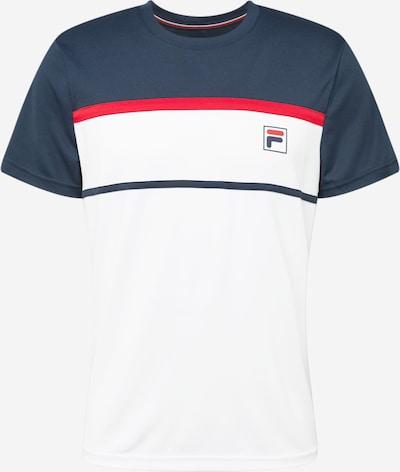 FILA Koszulka funkcyjna 'Steve' w kolorze ciemny niebieski / czerwony / białym, Podgląd produktu